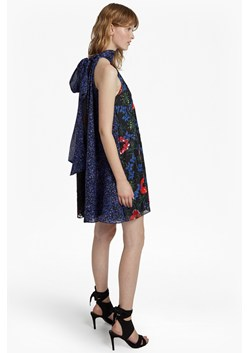 Lisette Halterneck Floral Sequin Dress