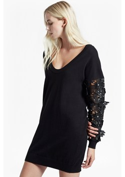 Manzoni Sparkle Knit Jumper Dress