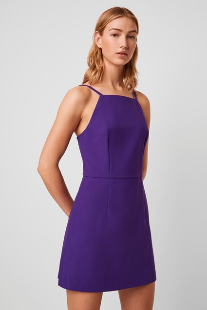 Whisper Square Neck Dress