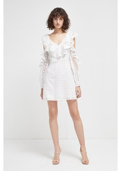 Massey Lace V Neck Dress