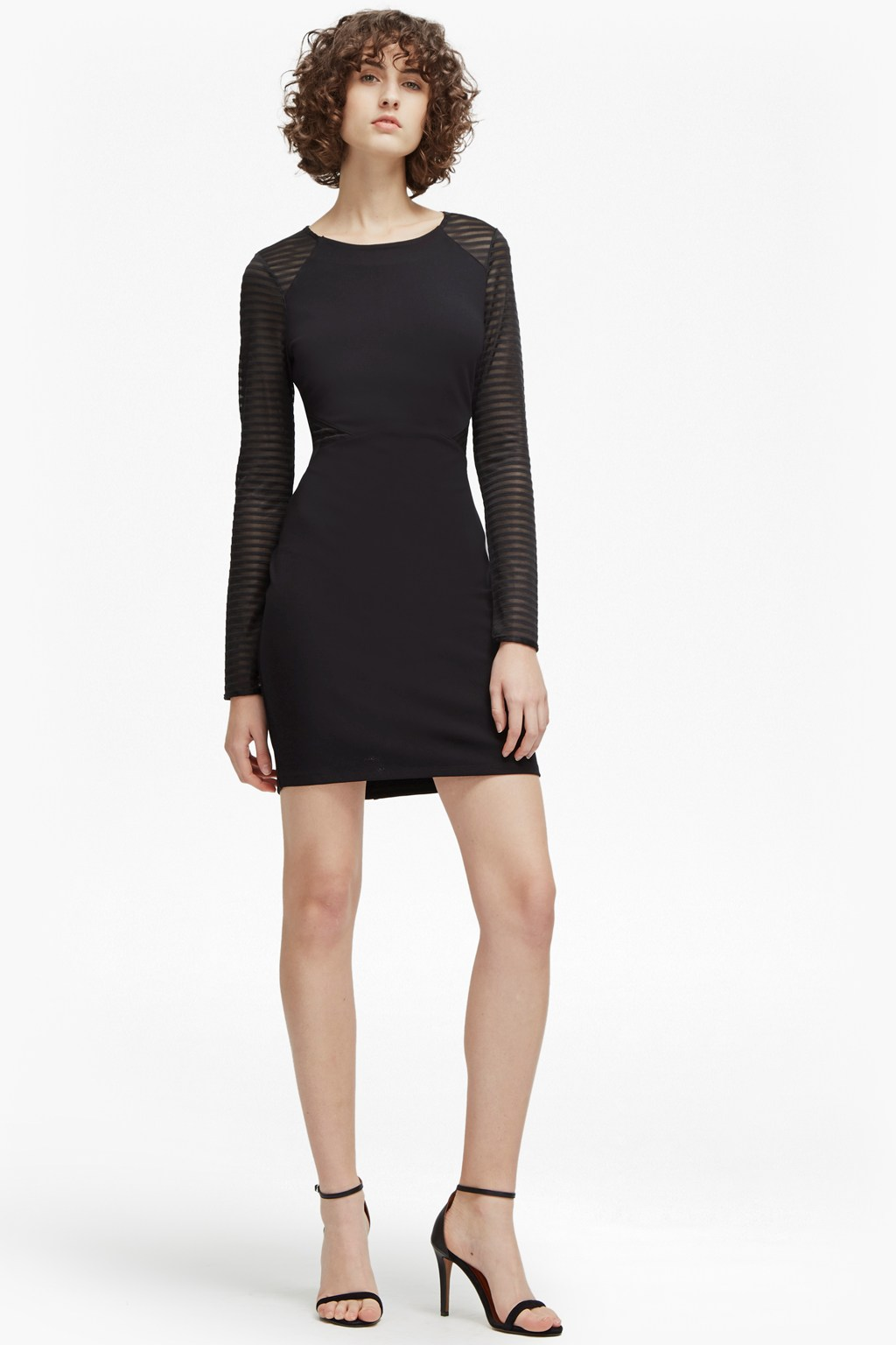 668bb9844fe Thiestis Jersey Bodycon Dress | Vip Man Collection | French Connection Usa