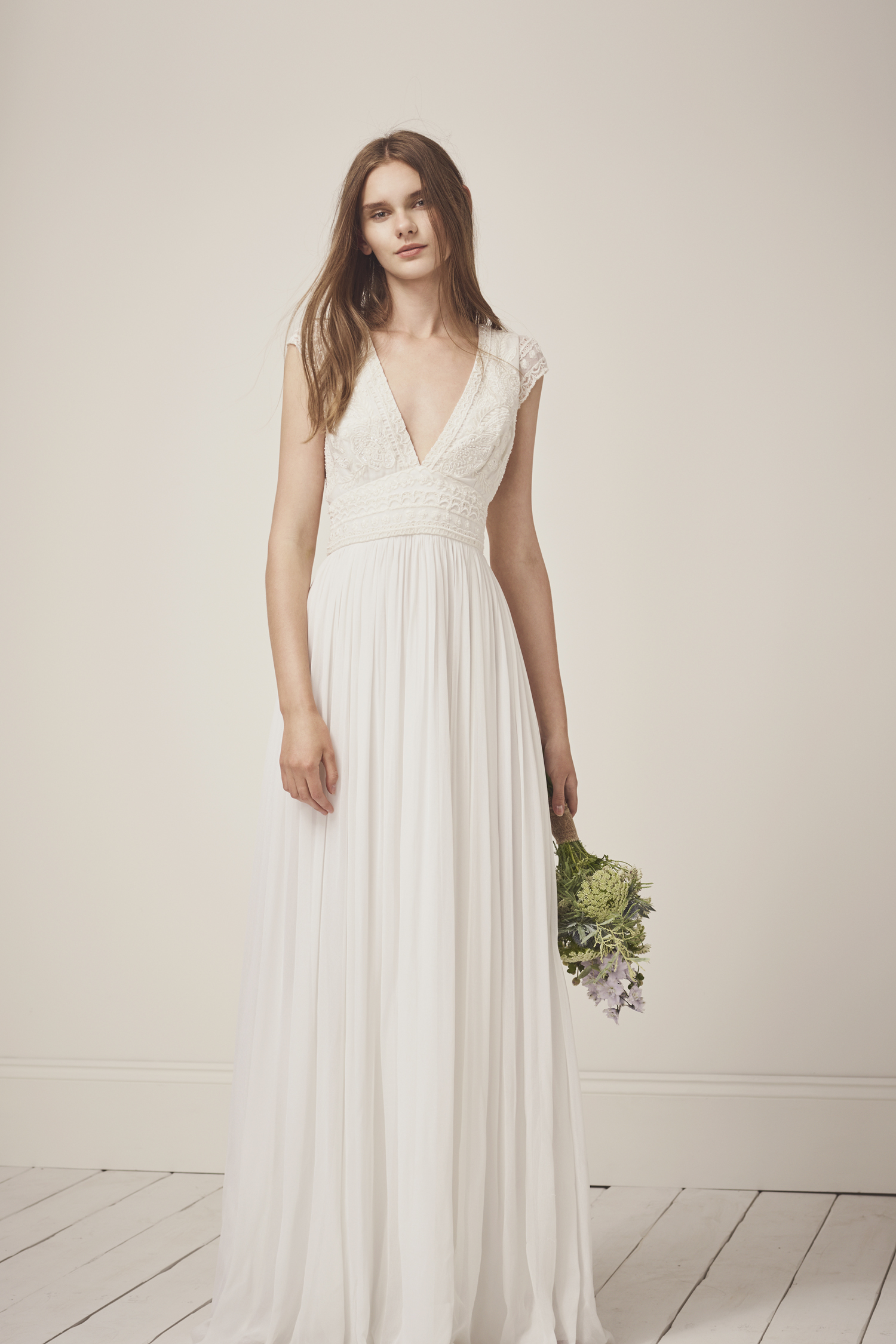 Palmero Embellished Wedding Dress Collections French Connection Usa