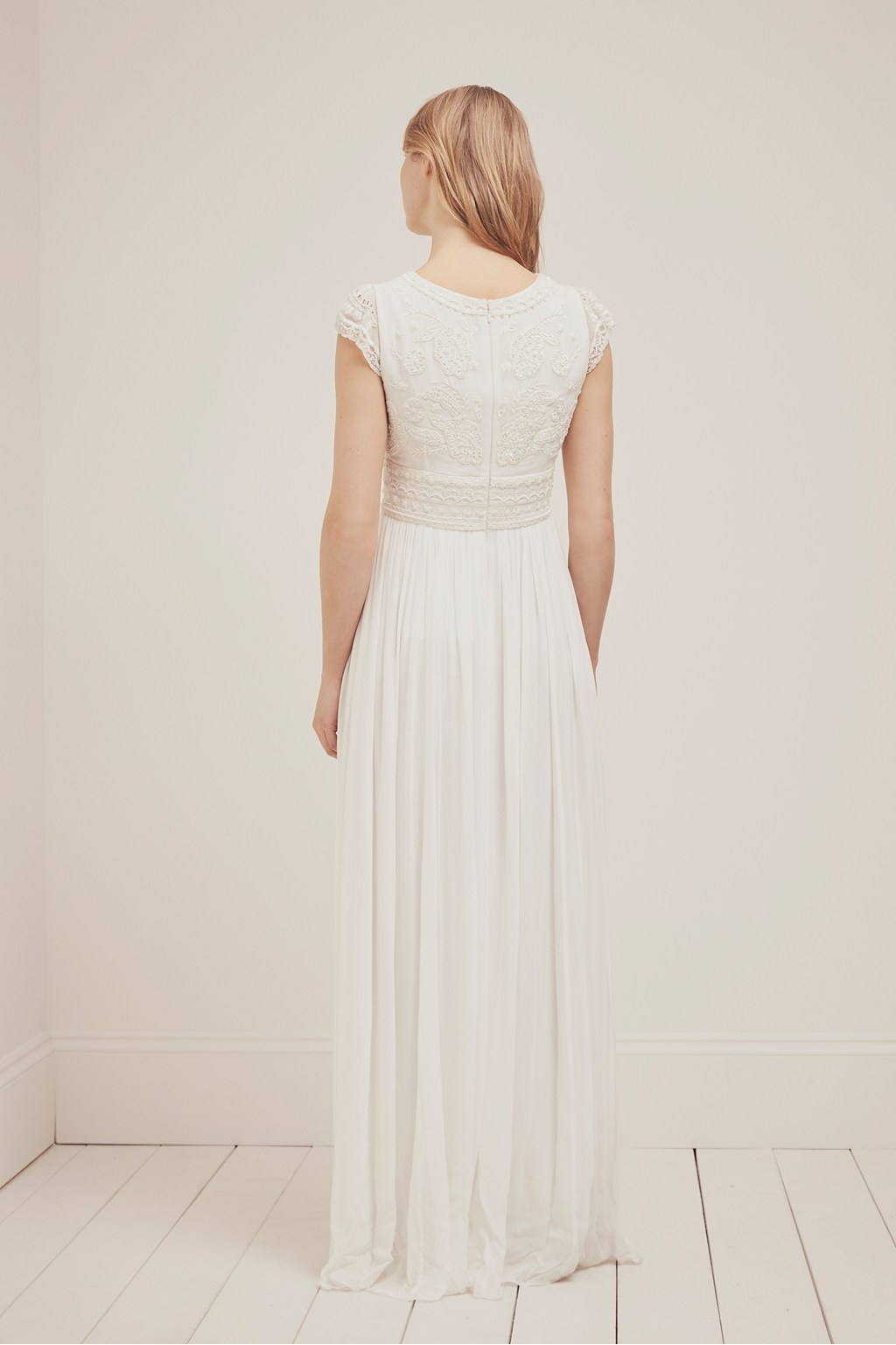 Palmero Embellished Wedding Dress | Collections | French Connection Usa