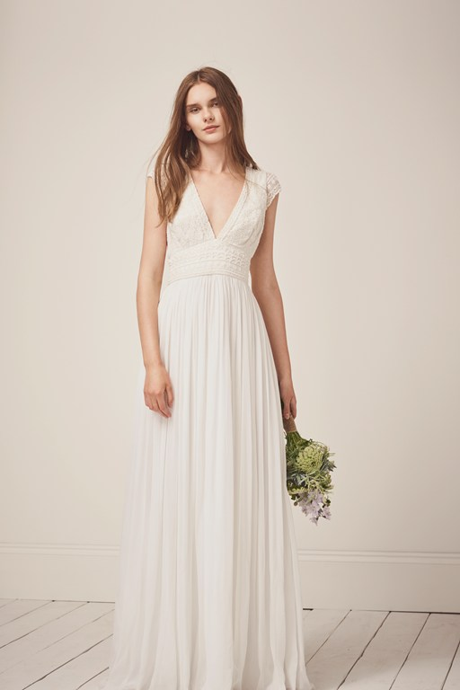 palmero embellished wedding dress