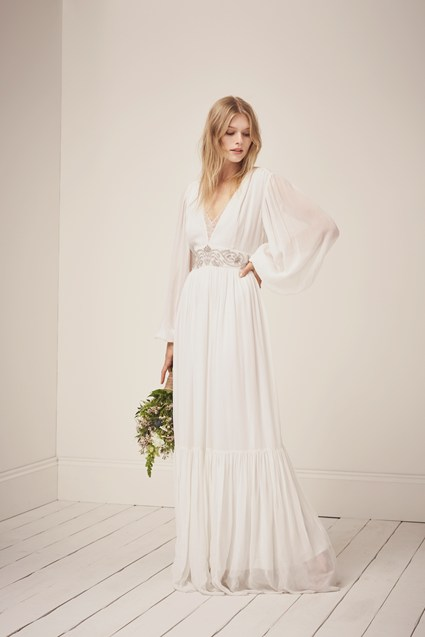 cari sparkle maxi wedding dress collections french connection usa