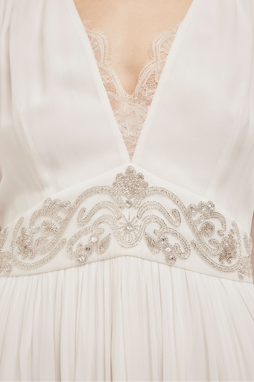 Cari Sparkle Maxi Wedding Dress | Bridal Dresses | French Connection Usa