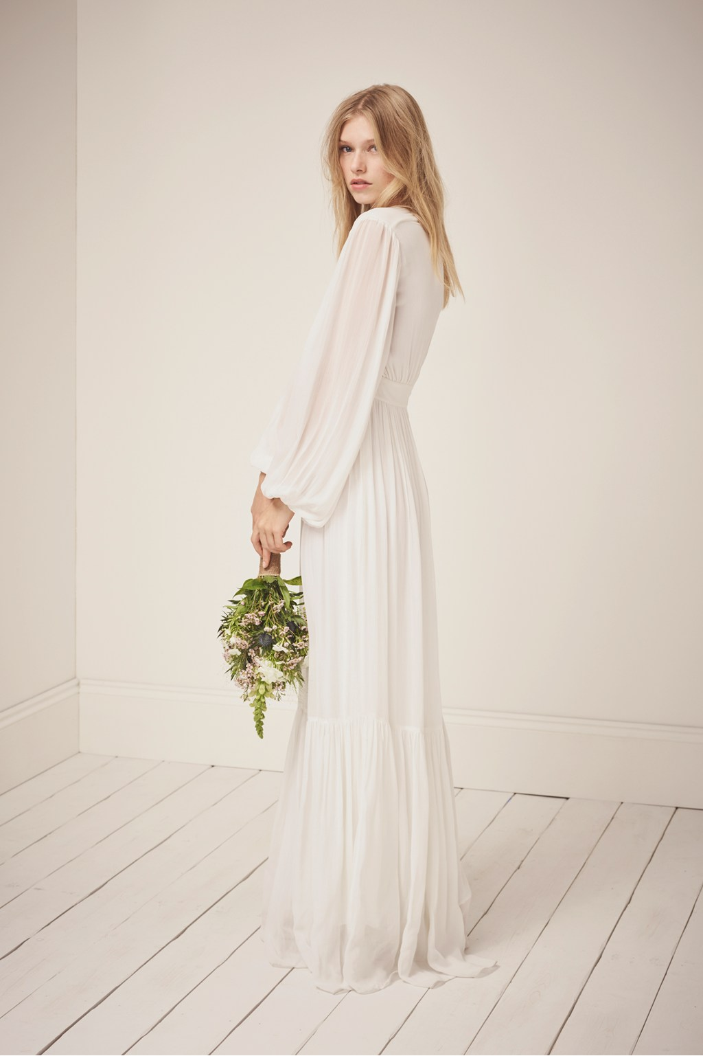 Cari Sparkle Maxi Wedding Dress | Collections | French Connection Usa