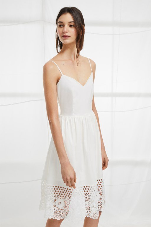salerno layer jersey sun dress