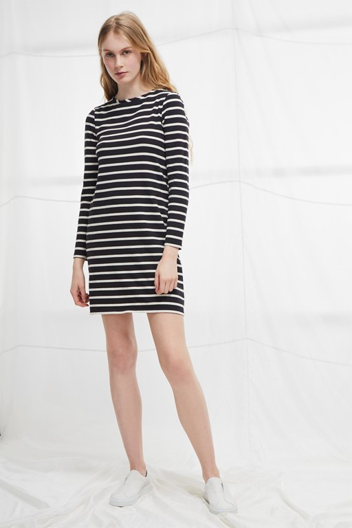 tim tim shift dress