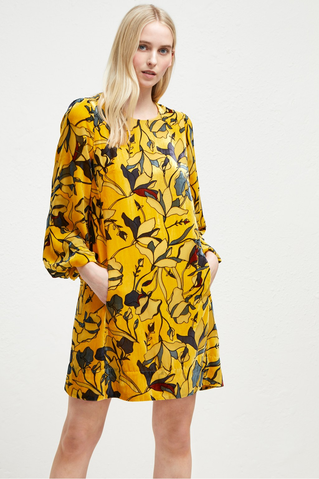 Aventine velvet tunic dress spring floral dresses french aventine velvet tunic dress spring floral dresses french connection usa mightylinksfo