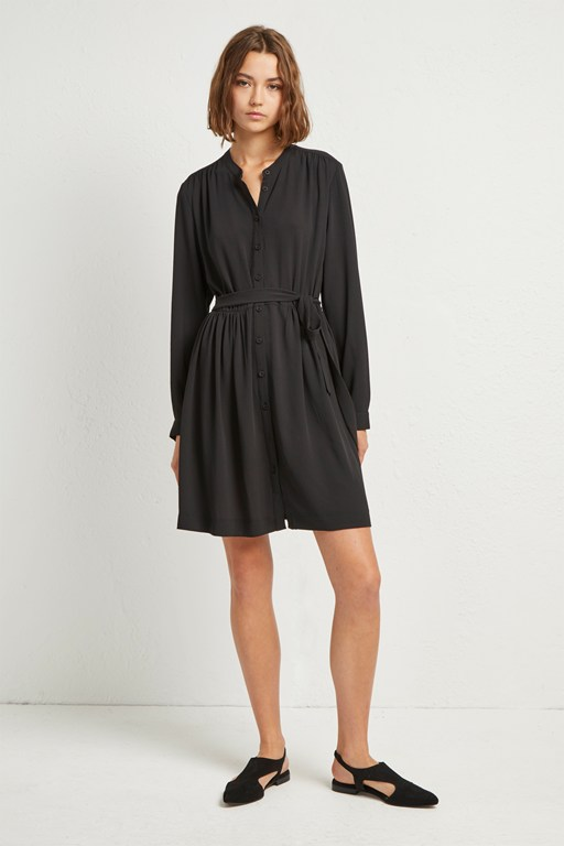 komo plains shirt dress