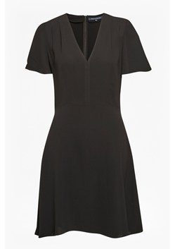 Galane Essian Crepe Dress