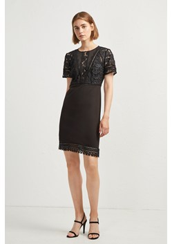 Viola Lula Lace Jersey Dress