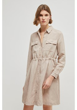 Briella Lyocell Shirt Dress