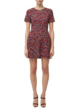 Audrene Flare Short Sleeve Dress