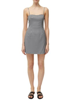 Whisper Light Gingham Tie Back Dress