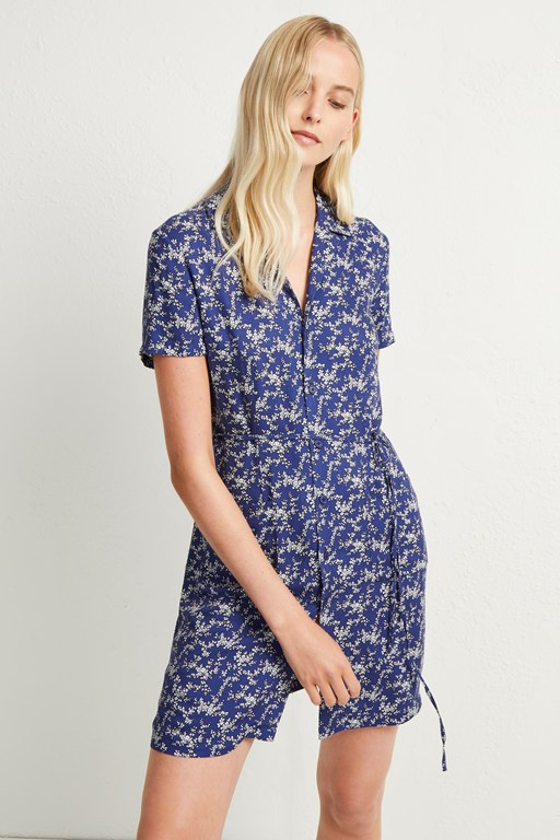 cerisier shirt dress