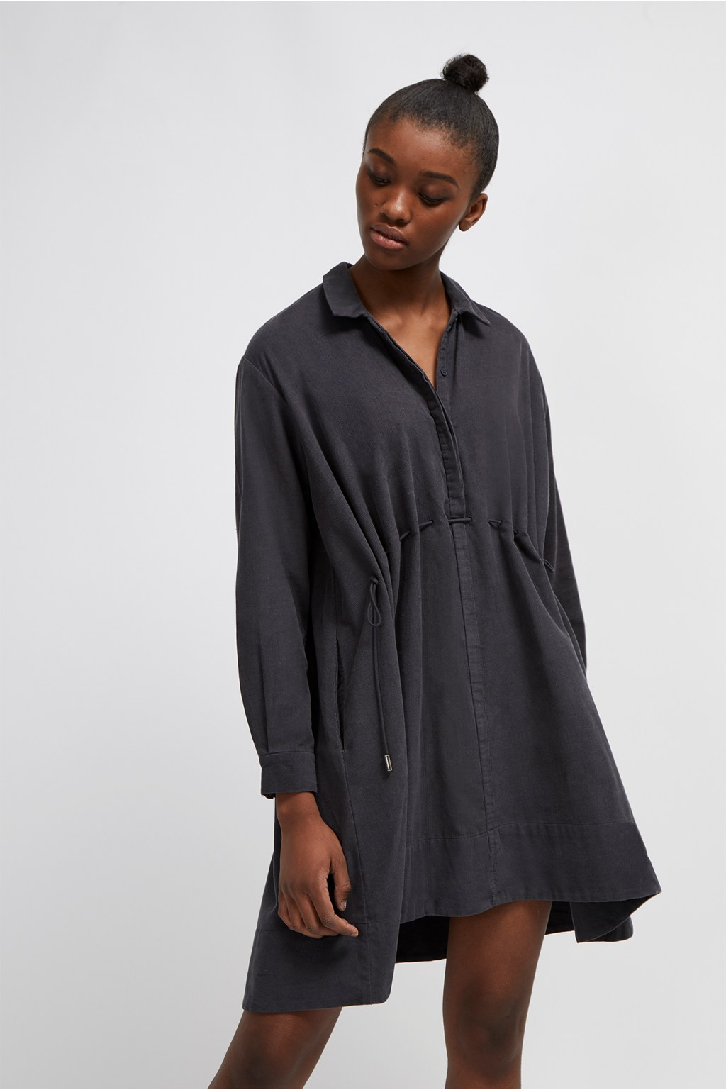 Smythson Baby Cord Shirt Dress Collections French Connection Usa