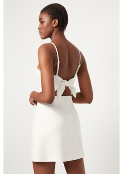 Summer Whisper Tie Back Dress