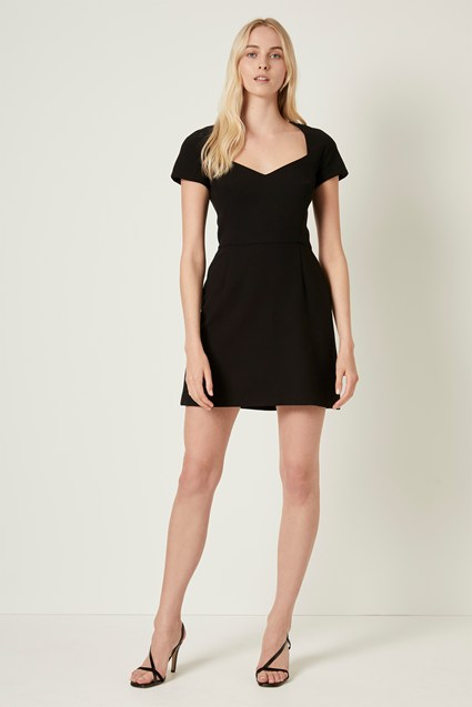 Whisper Cap Sleeve Dress