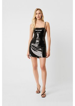Sequin Sweetheart Bodycon Dress