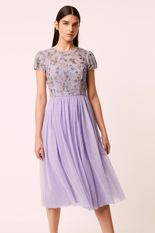 diya lace mix bridesmaid dress