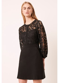 Shema Lace Button Dress