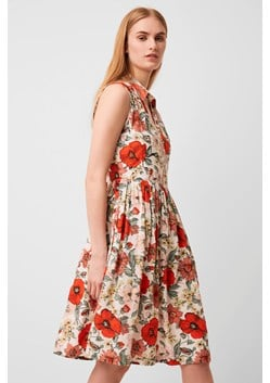 Iona Valetudo Print Sleeveless Dress