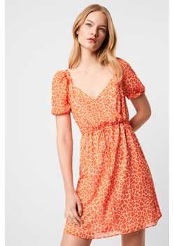 Etta Kiss Neon Printed Dress