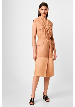 Brekhna Safari Sleevless Dress