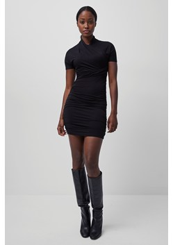 Loli Meadow Jersey Ruched Body Mini Dress