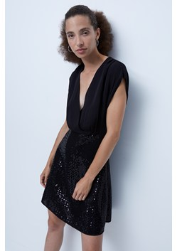 Arani Embellished Sequin Dress