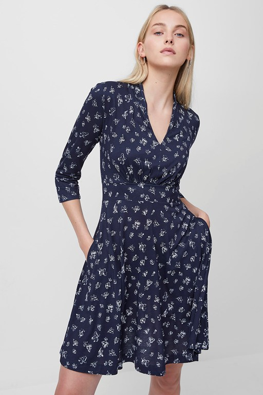Complete the Look Fayola Meadow Jersey Dress