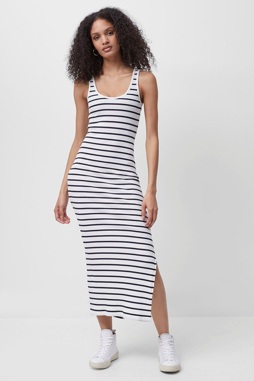 Complete the Look Tommy Rib Tank Dress