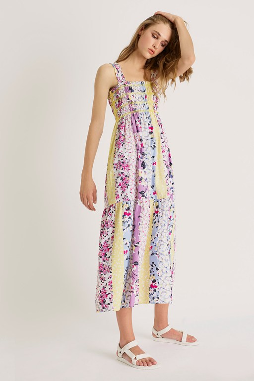 ekeze river rhodes sun dress
