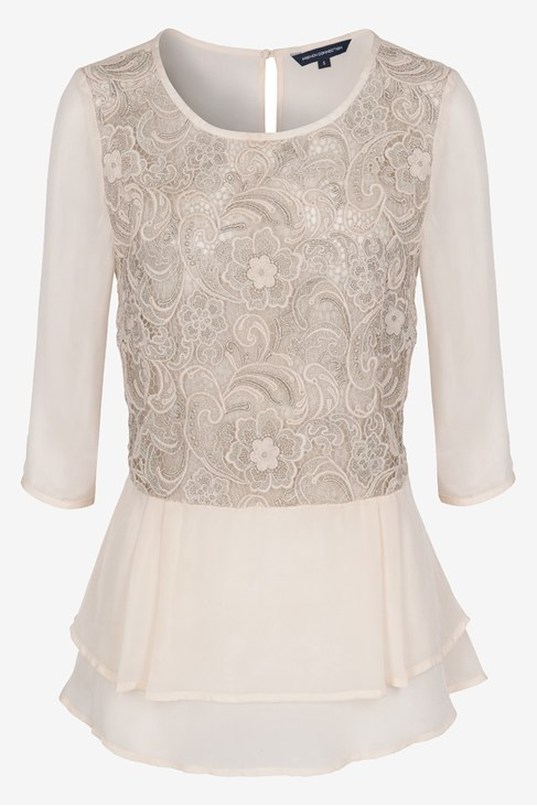 Lana Lurex Top
