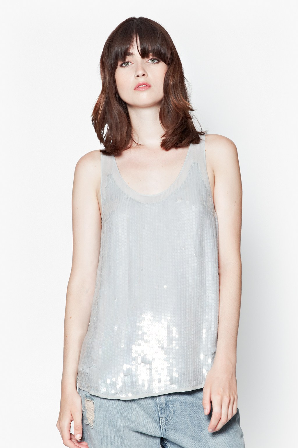 Winter Mist Vest Top