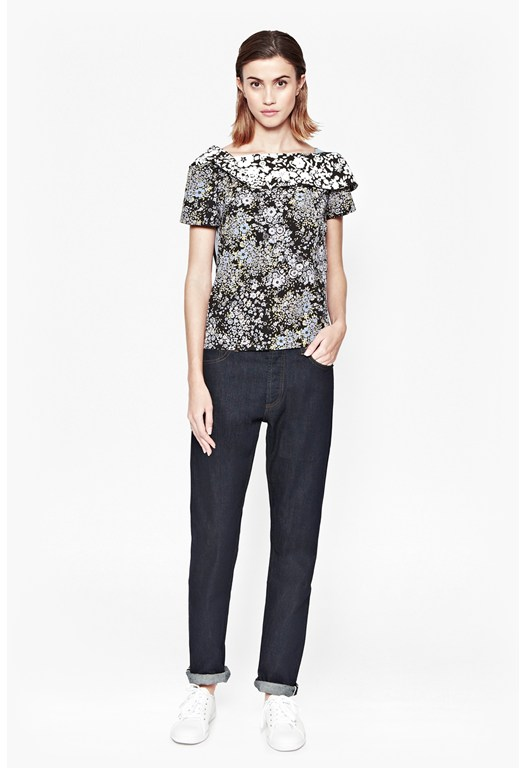 Freida Flower Top