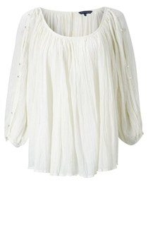 Summer Gauze Top