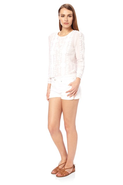 Annie Embroidered Tunic