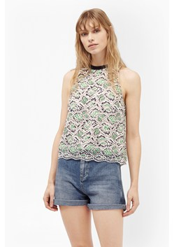 Boccara Sleeveless Lace Top