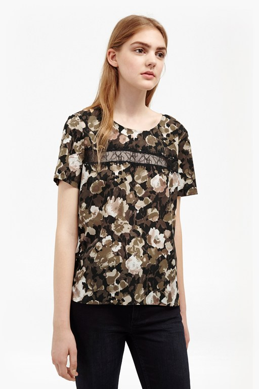 Complete the Look Adeline Dream Floral Lace Top