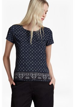 Altman Crepe Light Pocket Top