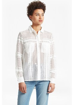Summer Cage Lace Shirt