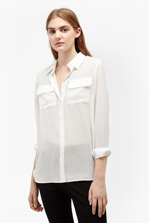 Complete the Look Pippa Plains Shirt
