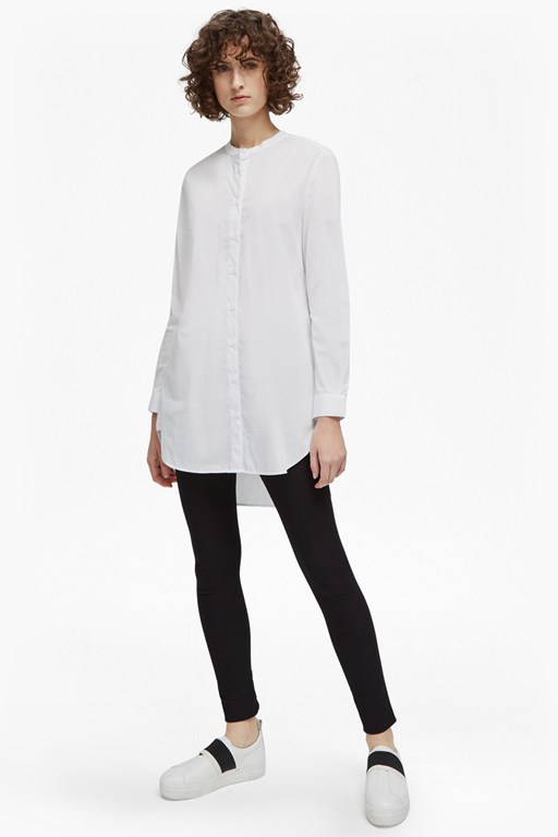 Complete the Look Southside Cotton Tunic Shirt