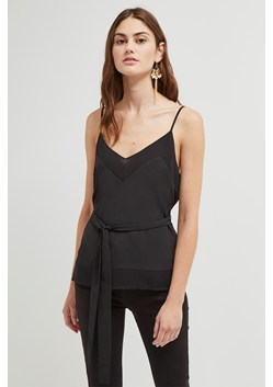 Crepe Light Belted Camisole
