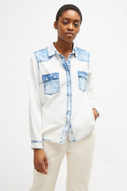 Lotty Lyocell Western Shirt