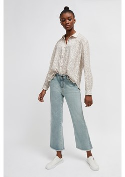 Baylee Smooth Crepe Pleated Shirt