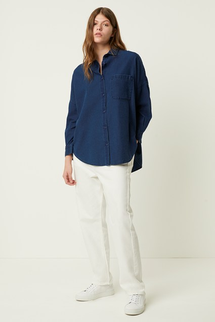 Letiz Button Through Shirt